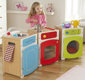 Children's Cooker, Washer and Sink - Save £25