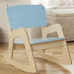 Child's Personalised Rocking Chair - gifts for children