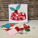 Childrens Christmas Mini Art Kit
