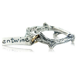 'Entwine' Ring - rings
