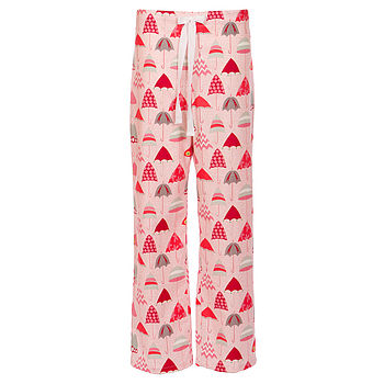 Sunshower Cotton Pyjama Trousers