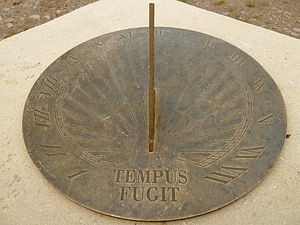 Personalised Newton Brass Sundial - art & decorations