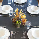 Have Fun With Place Settings