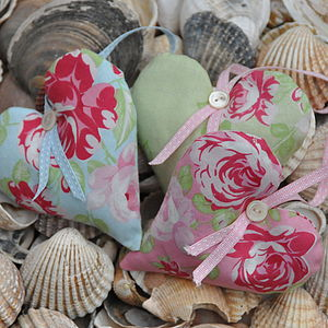 Lavender Hearts - decorative accessories