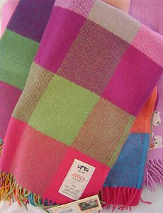 Bright Avoca Circus Blanket Offer - bedding & accessories