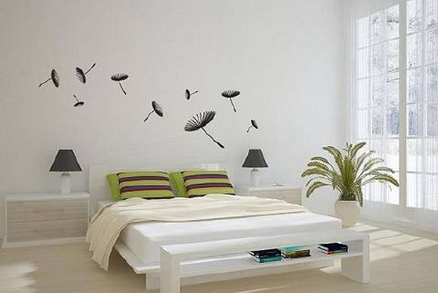 floating dandelions wall stickers by zazous branch with flowers wall sticker by zazous