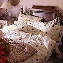 Polka Dot Luxury Duvet Set
