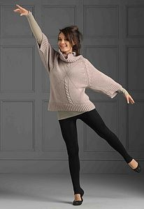 Bantham Poncho In Seashell - women's sale