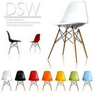 Eames Style DSW Chair - furniture
