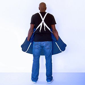 Apron With Mitts - aprons