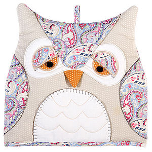 Owl Tea Cosy - kitchen accessories
