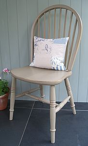 Hand Painted Quaker Dining Chair