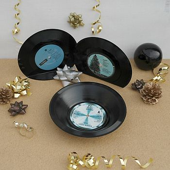 Vinyl Bundle - Small Bowl & Bookends