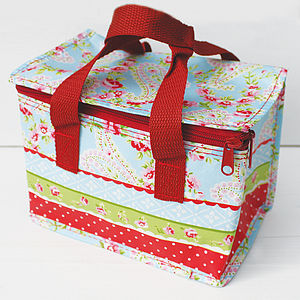 Floral Lunch Bags - baby care
