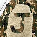 Army Hot Water Bottle Cover