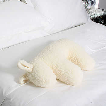 Sleepy Sheepy Merino Wool Neck Pillows