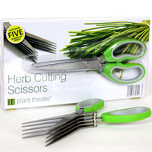 Herb Cutting Scissors - garden tools