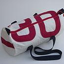 Personalised Kit Bag - small