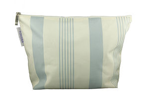 Pavilion Oilcloth Wash Bags - men's grooming & toiletries