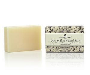Olive & Shea Handmade Soap - bathroom