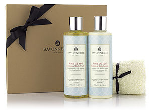 Rose De Mai Shower Collection - gift sets