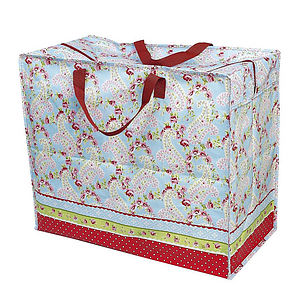 Recycled Storage Bag For Life Shopper - storage bags