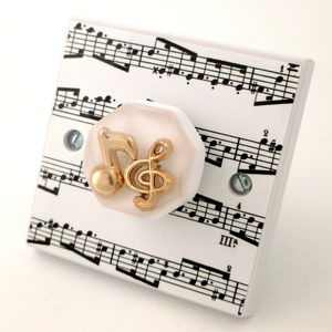 Music Room Light Switch - lighting accessories