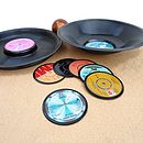 Vinyl Bundle - Party Tray, Bowl & Coasters