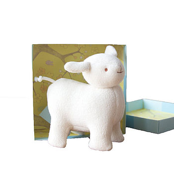 Trousselier Musical Lamb Or Bunny