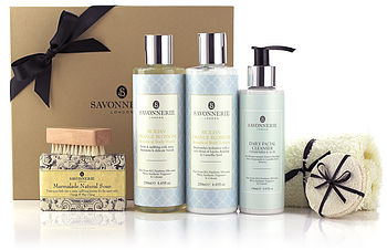 Sicilian Orange Blossom Pamper Collection