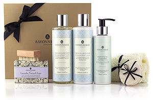 French Lavender Pamper Collection - bathroom