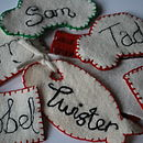 Selection of tags