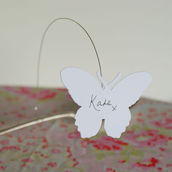 Pack Of Ten Butterfly Name Places