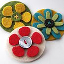 Make Your Own Brooches Kit