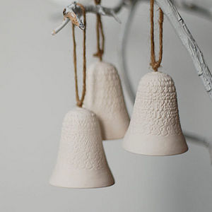 Lace Bell Decorations - view all decorations