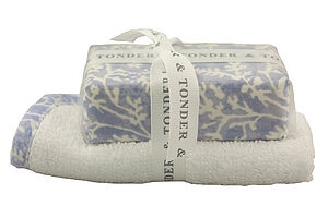 Soap & Facecloth Gift Sets - bath & body