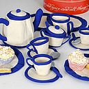 Fair Trade Tea Party Play Set