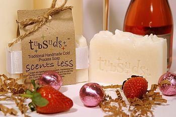 'Scents Less' Handmade Soap