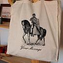 King Edward I On Horseback Shopper