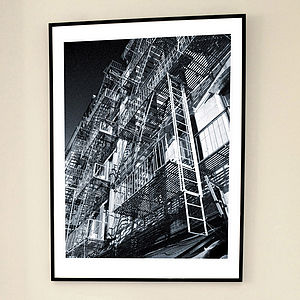 'Chinatown Escapes' Limited Edition Print - oversized art