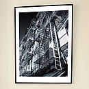 'Chinatown Escapes' Limited Edition Print