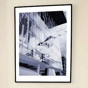 'Palestra London' Limited Edition Print - contemporary art