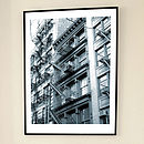 'Soho Escapes NY' Limited Edition Print