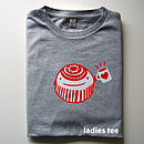 Mr Teacake Adult T Shirt