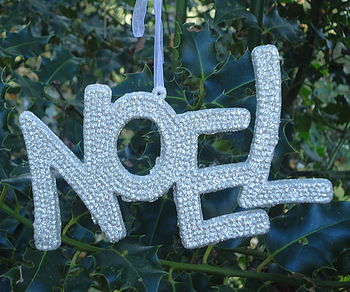 Christmas Hanging Signs