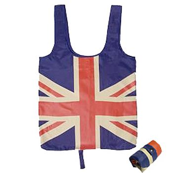 Union Jack Reusable Bag
