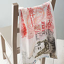Bank Note Tea Towel