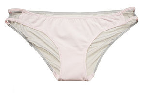 Organic Cotton Love Knickers - briefs