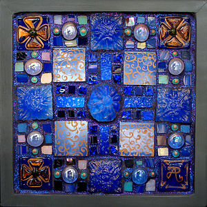 Global Treasury: Byzantine Lightbox - modern & abstract