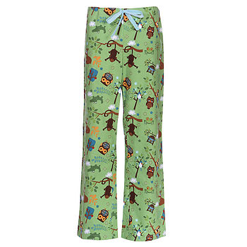 Kangahoot Brushed Cotton Pyjama Trousers